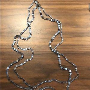 Chan Luu semi precious stone double strand